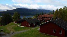 View from Ottsjö Världshus