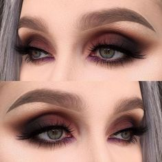 | | PINTEREST - Chloe Tunstall | | @meltcosmetics dark matter stack and promiscuous from the love sick stack