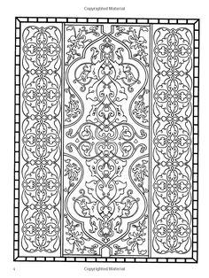 Amazon.com: Decorative Tile Designs Coloring Book (Dover Design Coloring Books) (9780486451954): Marty Noble: Books