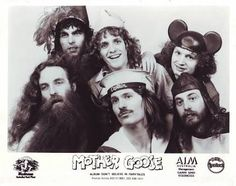 Image result for mother goose band