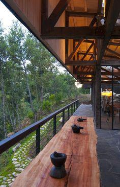 Casa Ranco / Elton+Léniz arquitectos asociados,© Marcos Mendizabal