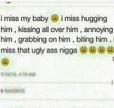 Yess || I miss my shitty daddddyyyyyyy come overrrrrrr