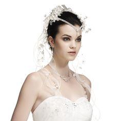 2618 - Coiffures de mariée - Accessoires de Cheveux - Les accessoires de la mariée