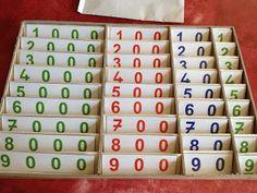 A quoi va servir cette boîte  ?  Cette boîte, qu'il va falloir fabriquer en trois exemplaires, va servir à ranger les petits symboles mathém...