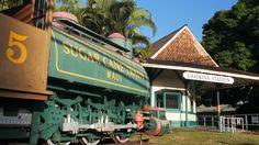 LAHAINA, HI - JUNE 19: The Sugar Cane Train (a Tourist Train ...