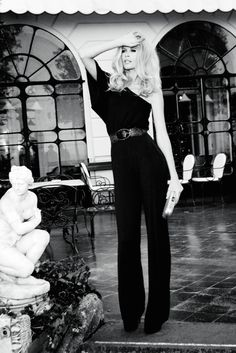 Claudia Schiffer - Guess 30th Anniversary Ad