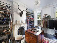 Celebrity Jenna Lyon's Closet  Killer Celebrity Closets | HomesGoFast.com