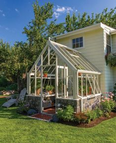 """Awesome """"greenhouse design layout"""" detail is readily available on our internet site. Read more and you wont be sorry you did. Window Greenhouse, Lean To Greenhouse, Greenhouse Plans, Backyard Greenhouse, Massachusetts, Aluminium Greenhouse, Wooden Greenhouses, Green House Design, British Garden"""