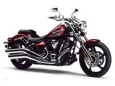 YUMMY! Yamaha 2013 Raider S (XV1900 S) Motorcycles