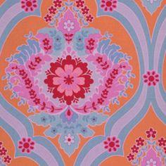 Jennifer Paganelli Fabric Crazy Love Priscilla by chitchatfabrics, $8.90