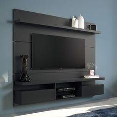 Home Design Ideas Tv Unit Interior Design, Tv Unit Furniture Design, Modern Tv Room, Modern Tv Wall Units, Tv Unit Decor, Tv Wall Decor, Tv Cabinet Design, Tv Wall Design, Lcd Panel Design