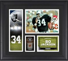 Legends Never Die Miami Dolphins 80s Big Three Framed Photo Collage 11x14-Inch