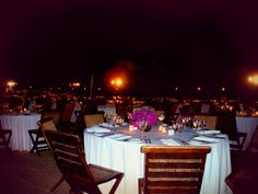 Candlelight wedding in Grand Velas Riviera Nayarit