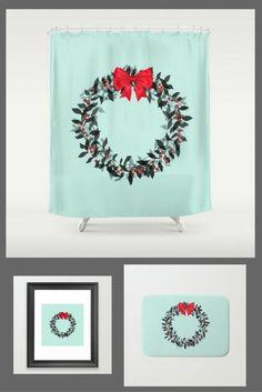#bathroom #holidays #shopping #wreath #Christmas #Christmasdecor #home