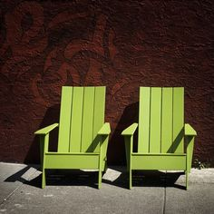 Take Five: Contemporary Adirondack Chairs