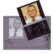 Personalized Greeting Card For Parents