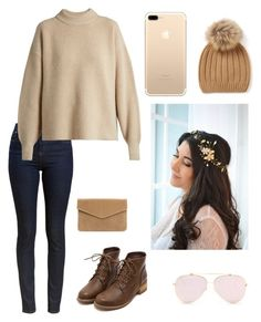 """Untitled"" by much-bebe ❤ liked on Polyvore featuring Barbour and The Row"