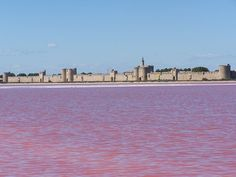 Aigues Mortes, France... Beautiful walled village <3