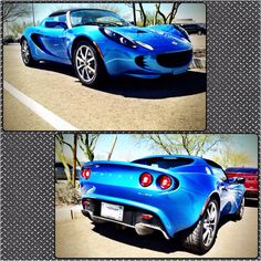 The Lotus Elise. The car named after yours truely.