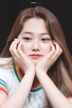 Wattpad connects a global community of millions of readers and writers through the power of story Pretty Korean Girls, Cute Asian Girls, Cute Girls, Kpop Girl Groups, Kpop Girls, Korean Girlfriend, Kim Sejeong, Sun And Clouds, Jellyfish Entertainment