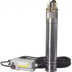 Pompa submersibila Torrent 150 cu puterea de 1100 w, debit de 2,4 m3/h si inaltime de pompare 90 metri.