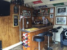 The Drunken Duck, Pub Shed from Garden #shedoftheyear @unclewilco