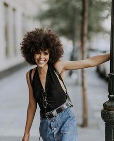How not to process your natural kinky stands Should Afro-Caribbean hair be natural or it should be chemically processed for black women to feel confident? Curly Hair Styles, Natural Hair Styles, Natural Beauty, Pelo Afro, Pelo Natural, Coily Hair, Natural Hair Inspiration, Afro Hairstyles, Nice Hairstyles