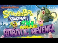 Spongebob Squarepants Game Full Episodes Monster 4 - Plankton's Robotic ...