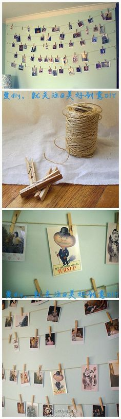 Great Idea to Decorate Your Room