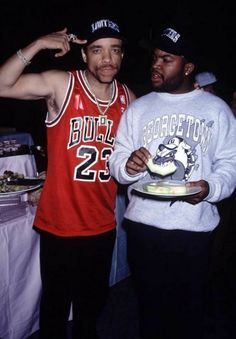 Ice-T x Ice Cube