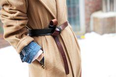 Belts on belts