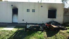 Oncativo: Una familia lo perdió todo en un incendio y ahora necesitan ayuda