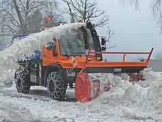 FS (Anbau-Schneefrässchleuder) | ASH Aebi Schmidt Holding AG