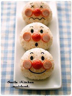 「運動会2013【赤白くまちゃんのお弁当】」の画像|Mai's スマイル*キッチン |Ameba (アメーバ)