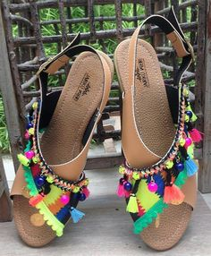 f654c5b3baca5 Bohemian Style Shoes Design Ideas For Girls