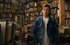 Nick Robinson in Everything, Everything (2017)