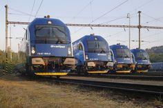 railjet ČD 004 + 005 + 003 +002