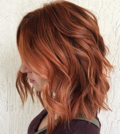 Top 6 Auburn Haarfarben 2017