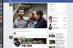 New Facebook News Feed