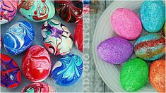 Easter Traditions, Easter Eggs, The Creator, Paste, Glitter, Food, Youtube, Essen, Meals
