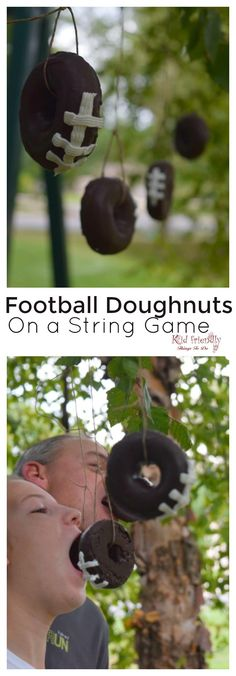 Football Watch Party Ideas, Football Themed Drink Cozy Craft & More!