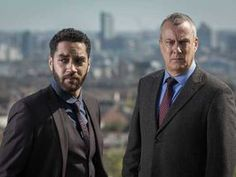 THE actor talks about season five of DCI Banks, an ITV crime drama that goes from strength to strength.