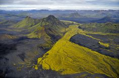 SORN/Image: Beautiful Aerial Images Of Iceland by Andre Ermolaev | sornmag.com