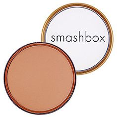 Smashbox Bronze Lights -- Perfect matte bronzer. Its good for light skin....it doesnt make me look like snookie