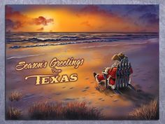 Christmas Greetings from Texas