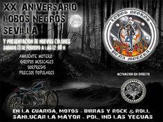 XX Aniversario Lobos Negros - Sanlucar la Mayor (Sevilla)