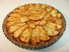 Conscious Cravings: Raw Apple Pie