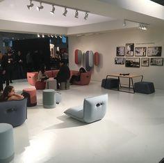 ICFF- Bernhardt Designs Studio: Twenty-Something. Some great pieces by students