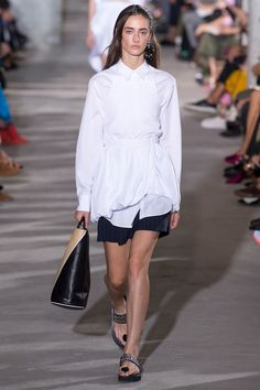 3.1 Phillip Lim Spring 2018 Ready-to-Wear Fashion Show Collection