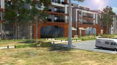 www.psavideo.com - animation - condo projects never looked so good....before they existed. Animation is a great creative tool.